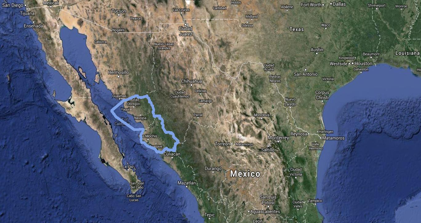 MÉXICO CIUDAD OBREGÓN MISSION