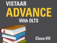 Study Material with Online Test series for Class VII