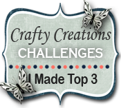 Crafty Creations Top 3