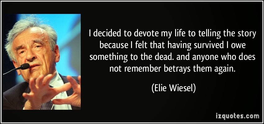 effects of holocaust to humanity in elie wiesels novel night Find out the answer to this question and many more with elie wiesel's website, foundation for humanity the foundation's mission, rooted in the memory of the holocaust list five books by elie wiesel other than night.