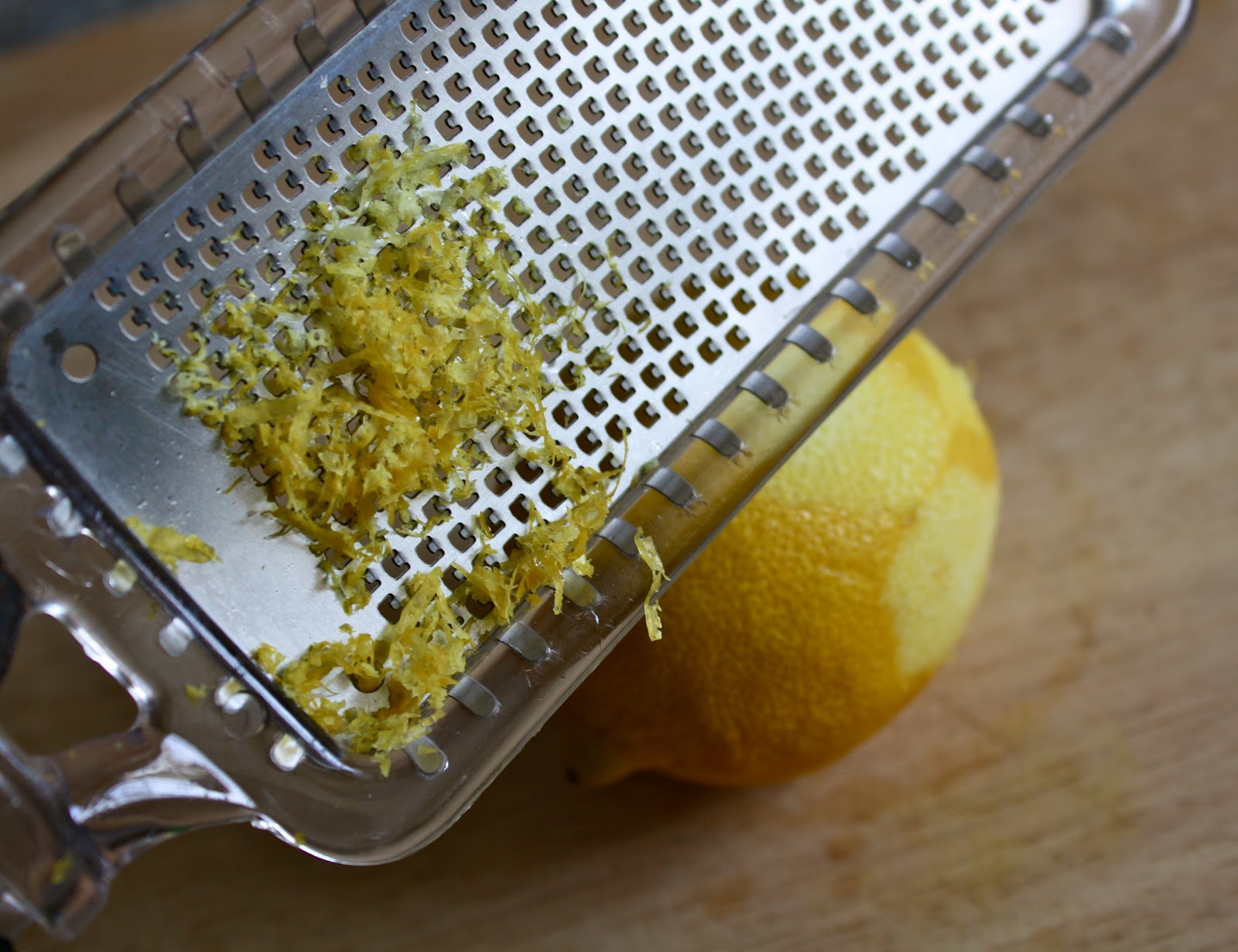 Sparrows & Spatulas: Broccoli Soup with Lemon and Ricotta
