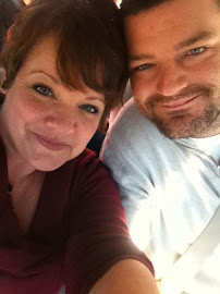 Yours truly and the hubster