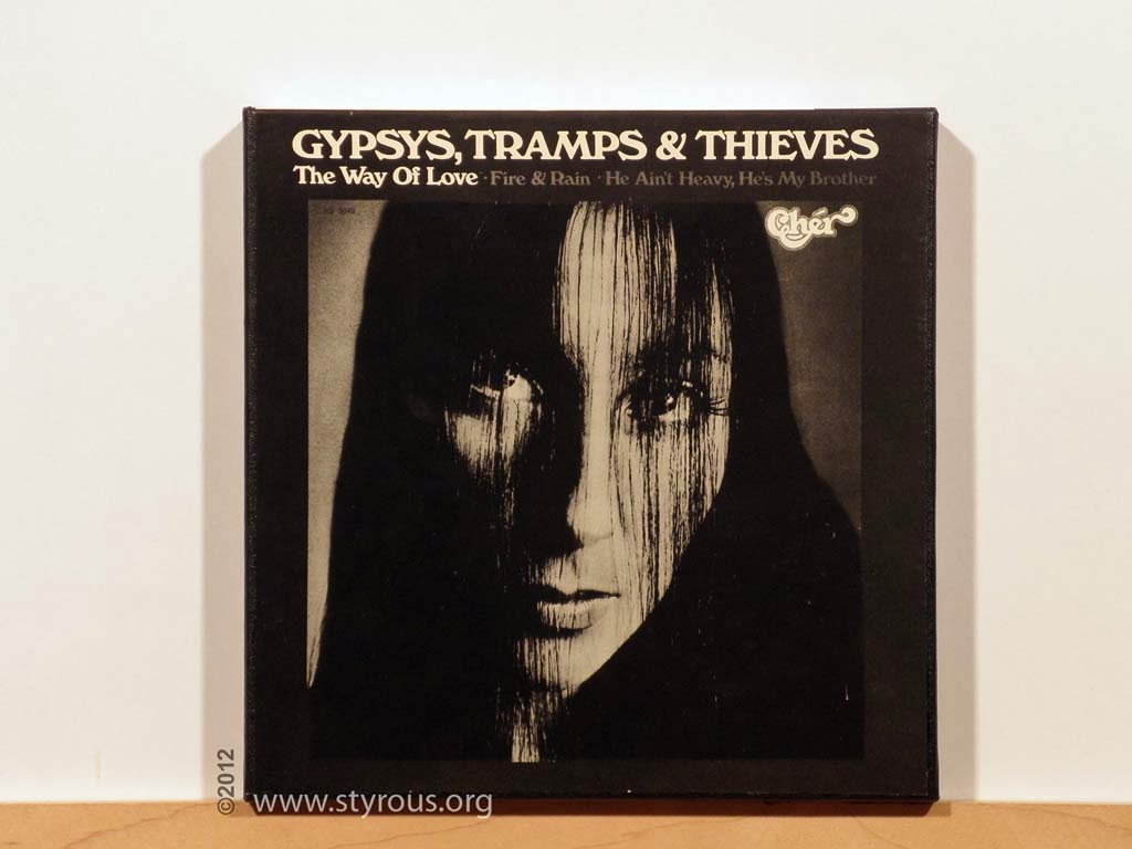 Cher Gypsys Tramps Thieves
