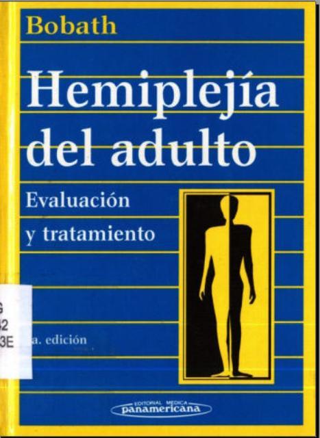 Libros en pdf de kinesiolog a y fisioterapia hemiplej a Libros de ceramica pdf