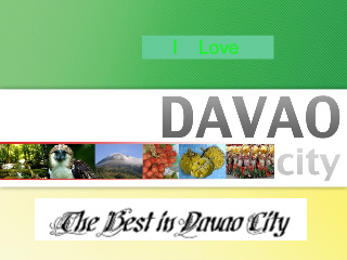 More Fun in Davao Region
