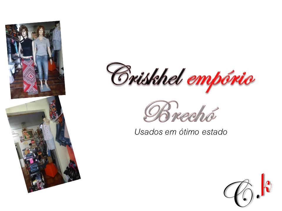 Criskhel Empório|Brechó