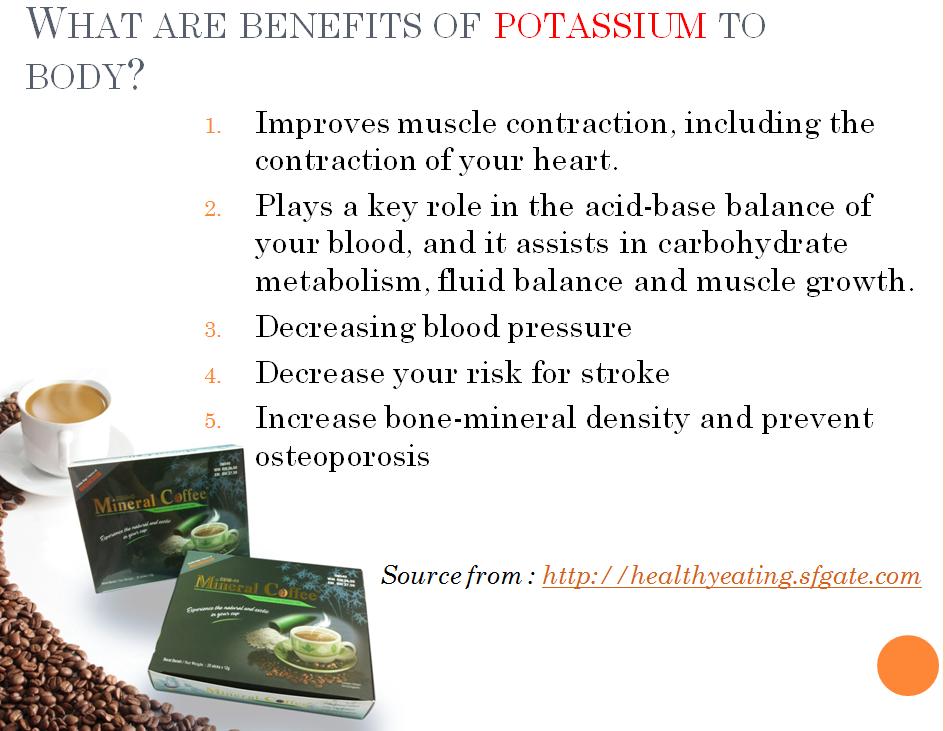 kelebihan potassium