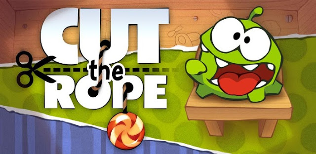 Cut the Rope Apk Game v2.0.1 - Paid version Ad-free