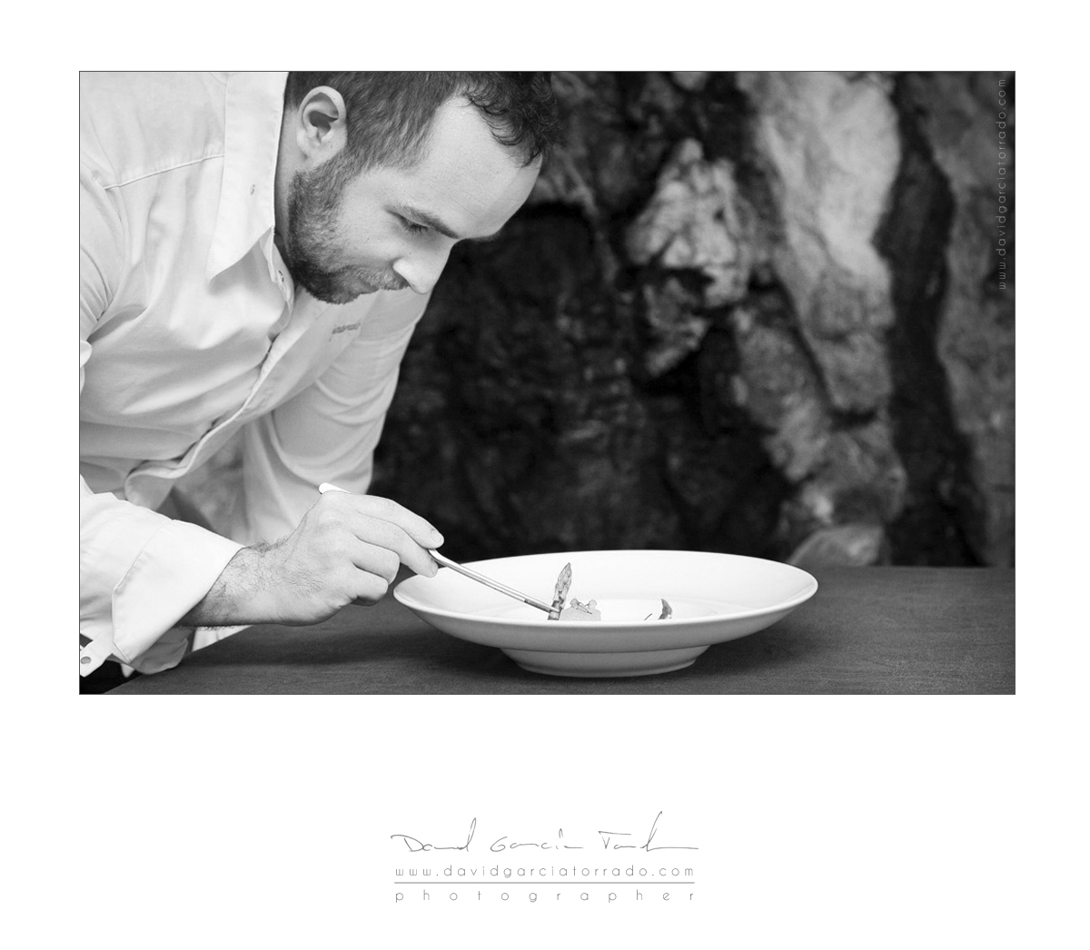 El Retiro  Chef: Ricardo González Sotres  Photo: David Garcia Torrado _  International photographer Asturias Madrid Munich gourmet Work
