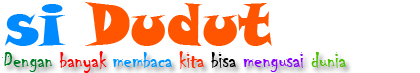 Si DUDUT | berbagi informasi