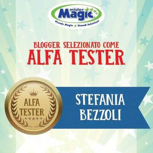 ALFA TESTER DI MISTER MAGIC