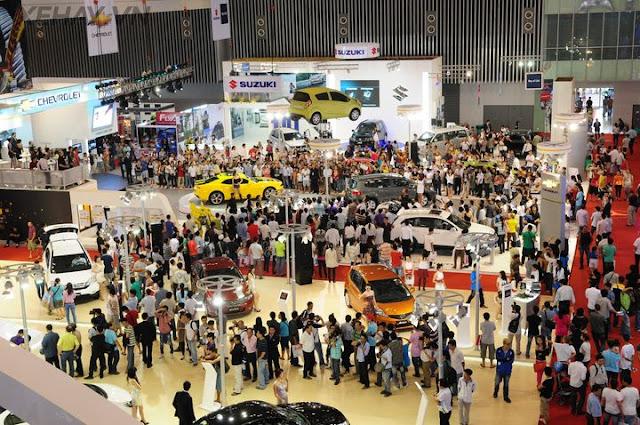 Việt Nam Motor Show 2015 - Triển lãm xe hơi lớn nhất 2015 4