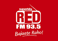 Red FM Online 93.5 Online