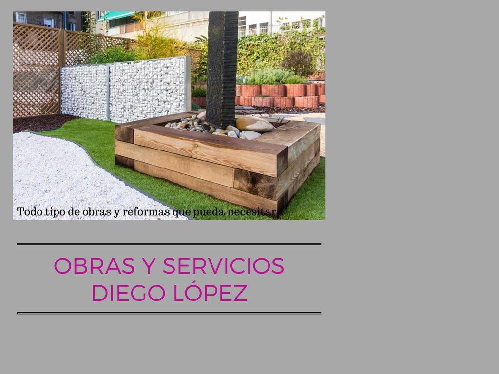OBRAS Y SERVICIOS DIEGO LÓPEZ