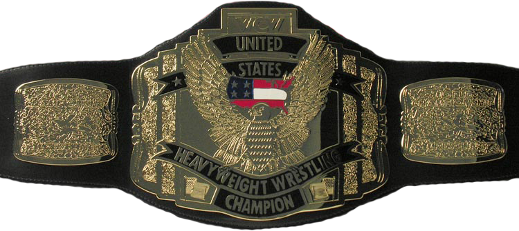 World Championship Wrestling United States Heavyweight Wrestling Champion title