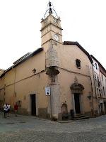 La capella de Sant Josep actual auditori de Moià