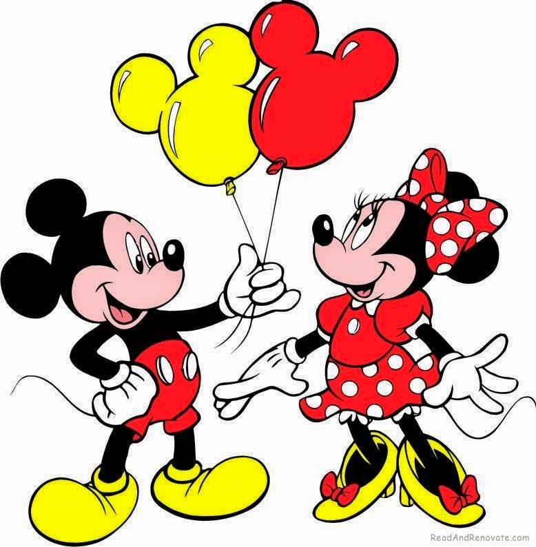 Very Smart Disney Mickey Mouse And Minnie Wallpapers Free Download