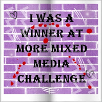 Winner @More mixed media