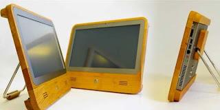 tablet,tablet ramah lingkungan,komputer ramah lingkungan,tablet dari kayu