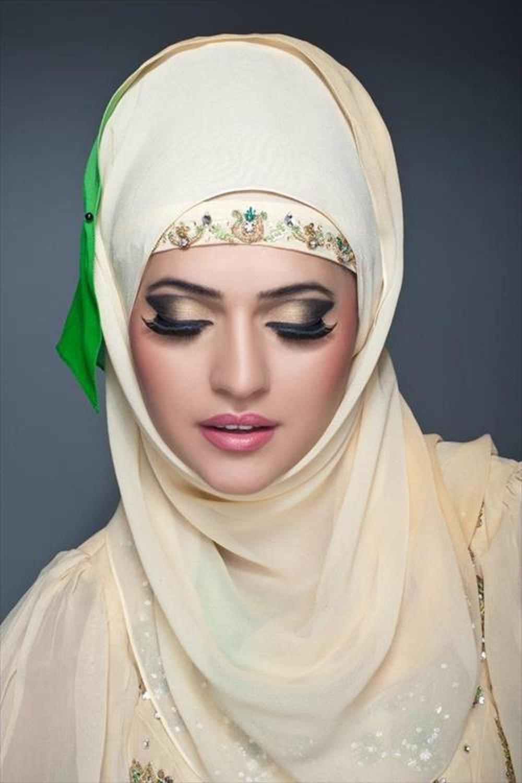 hijab styles: : Stylish Pakistani Girls Hijab Styles ideas