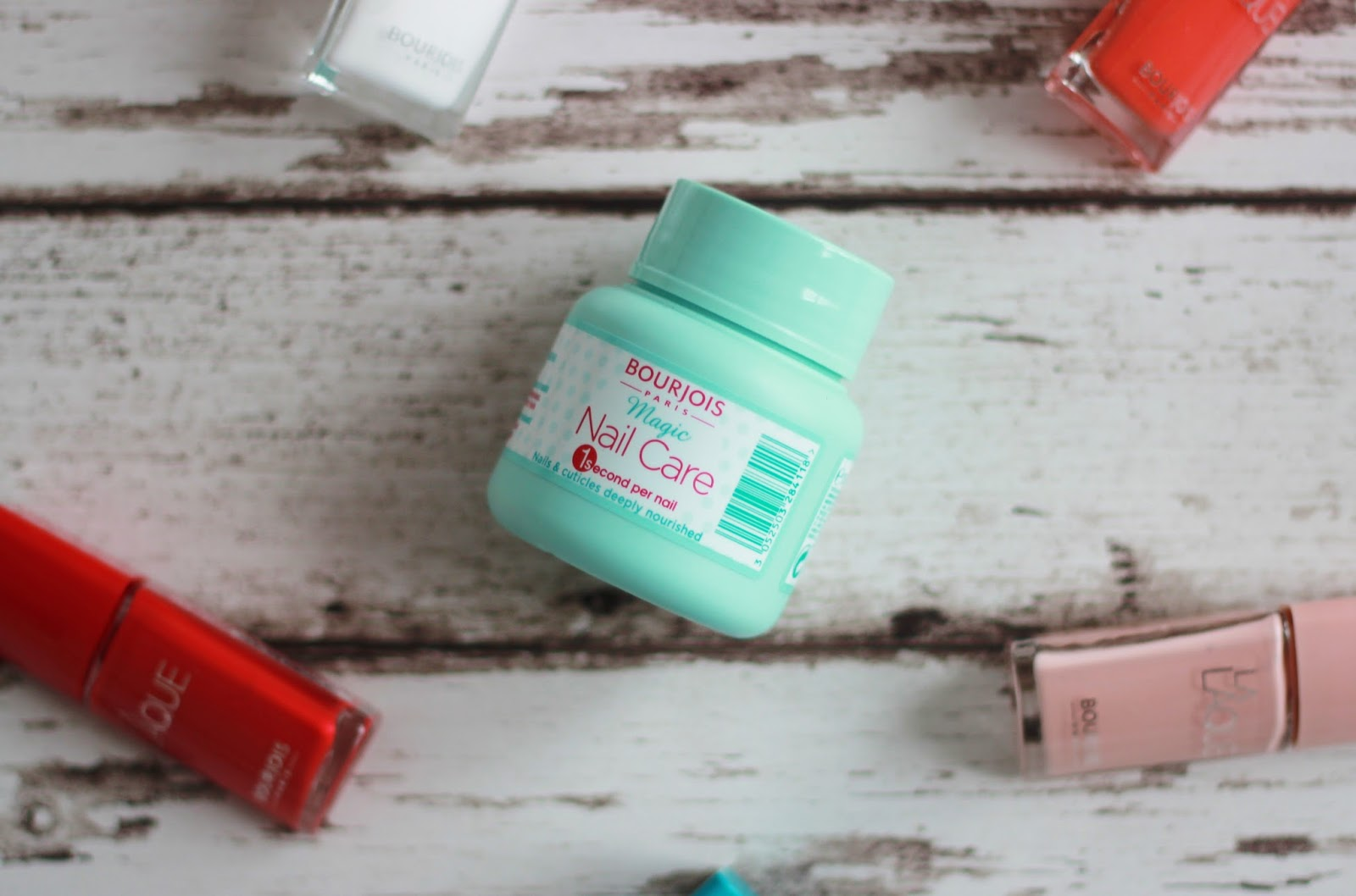 Bourjois Magic Nail Care pot