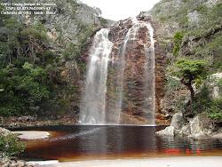 cachoeira do gelo Saúde Bahia