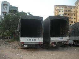 vận tải hàng hóa hà nội sài gòn