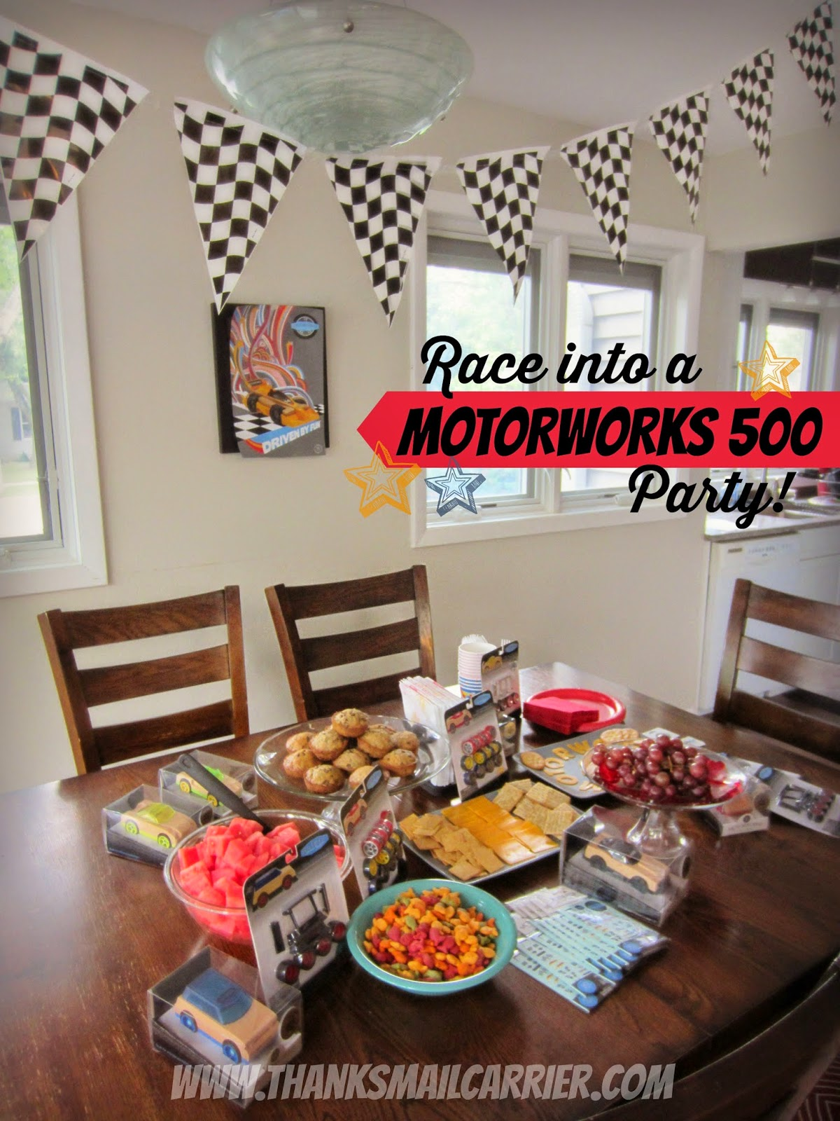 Motorworks 500 party
