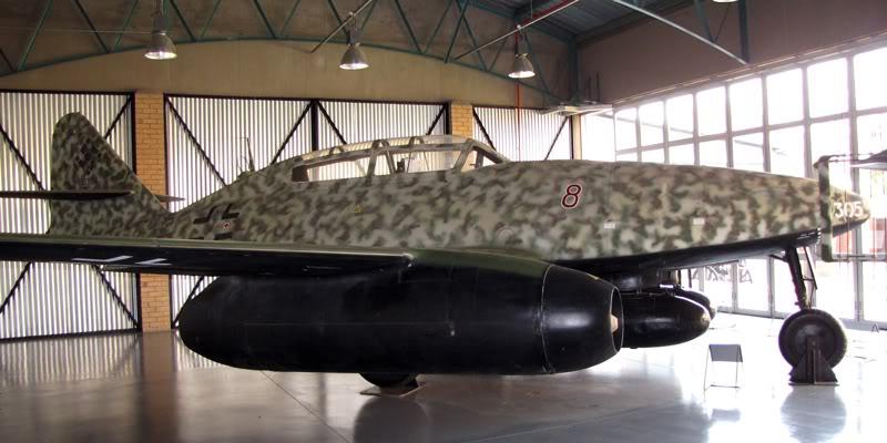 Tail Section Of A Ww2 German Luftwaffe Heinkel He 111 Er