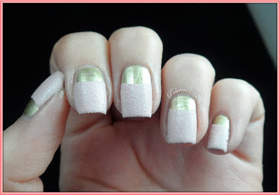 Textured-half-moon-nail-art-Barry-M-Kingsland-Road