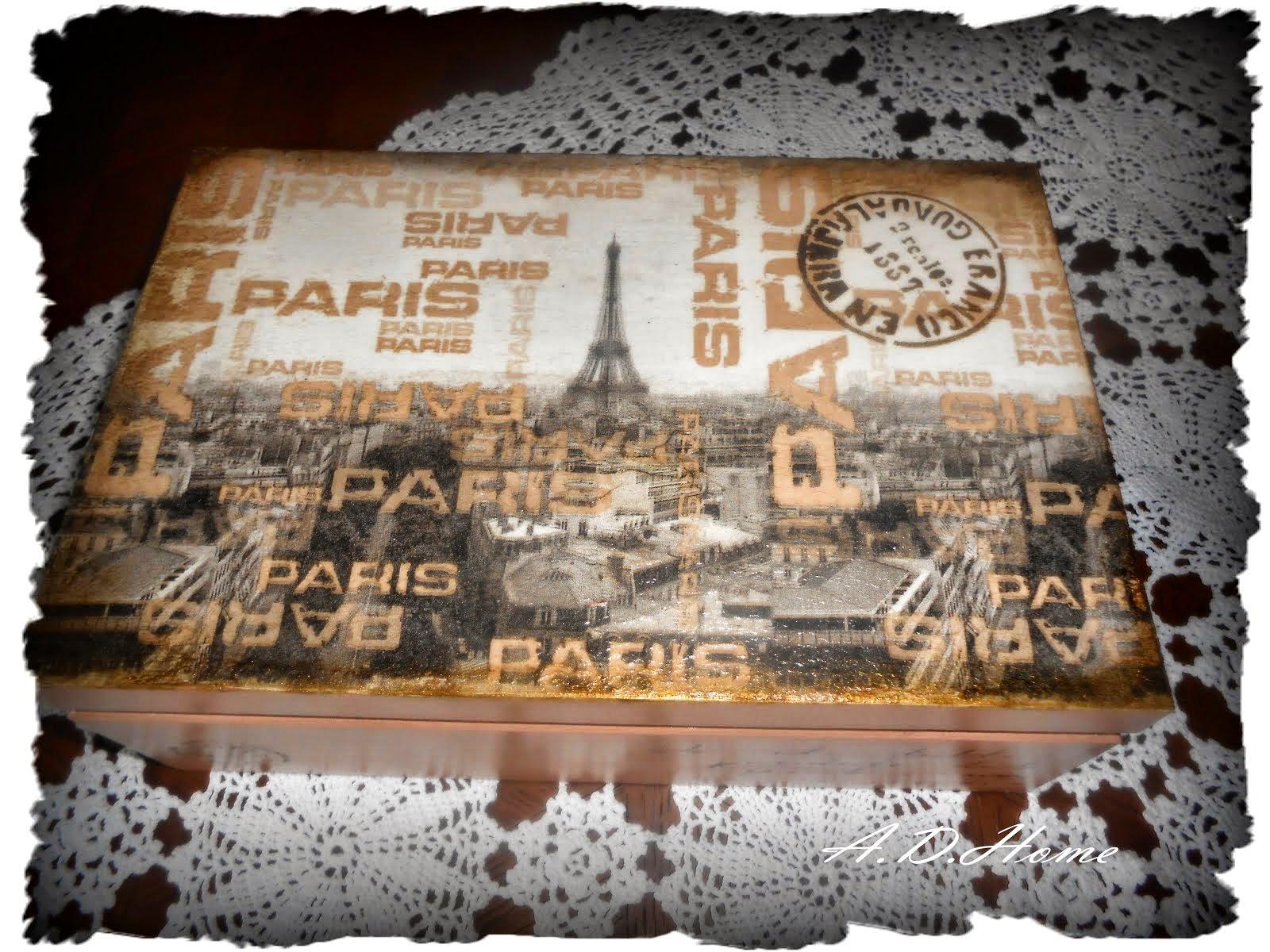 Paryska herbatka