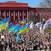 """Crimea: Ucrania no cederá """"ni un centímetro de su tierra"""" a Rusia"""