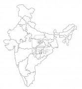Mapa y Bandera de India para dibujar pintar colorear imprimir recortar y . india para dibujar pintar colorear imprimir recortar pegar