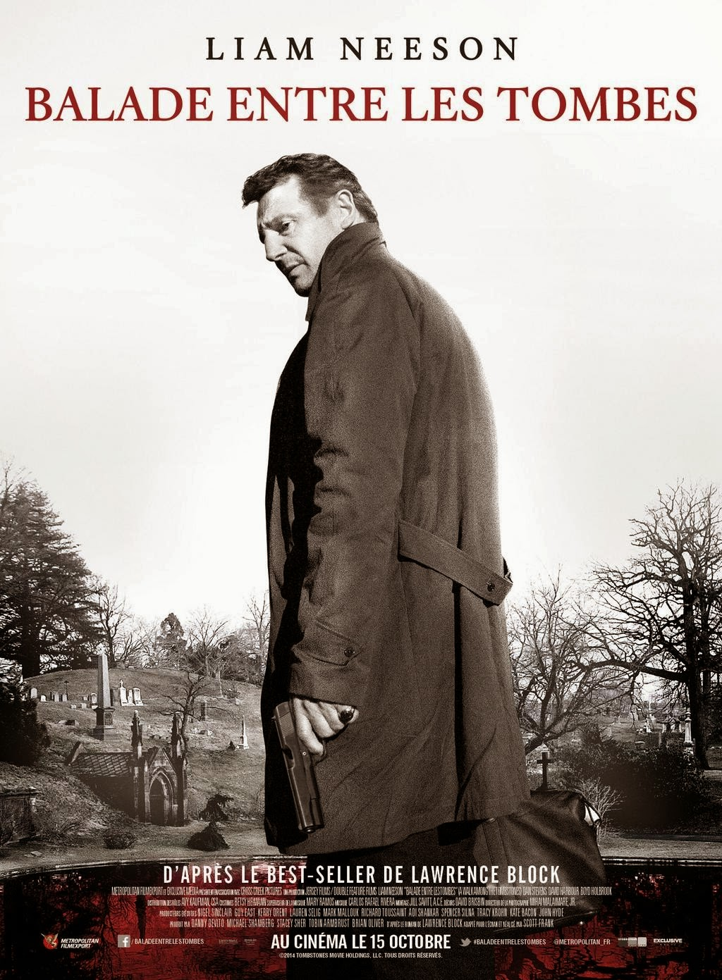 A Walk Among the Tombstones (2014)