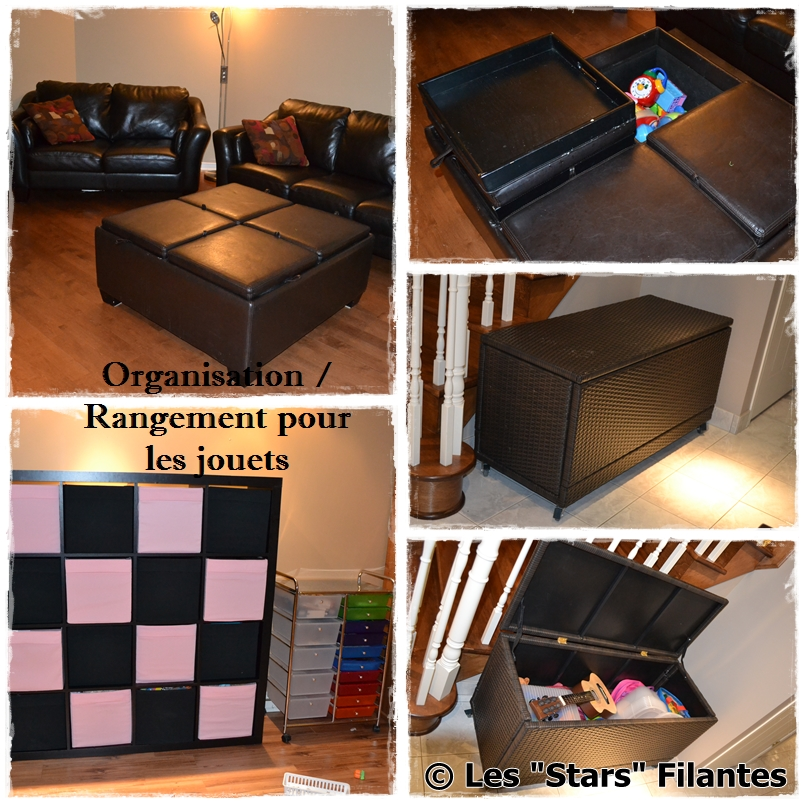 les stars filantes organisation et rangement dans la maison. Black Bedroom Furniture Sets. Home Design Ideas