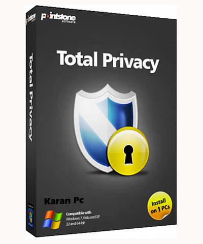 Download করে নিন Pointstone Total Privacy 6.2.2.190 Portable