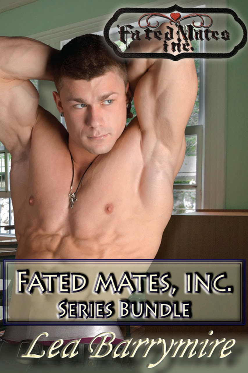 Fated Mates Inc. Series Bundle