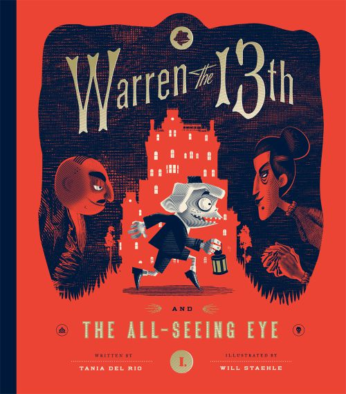 Warren the 13th and the All Seeing Eye review