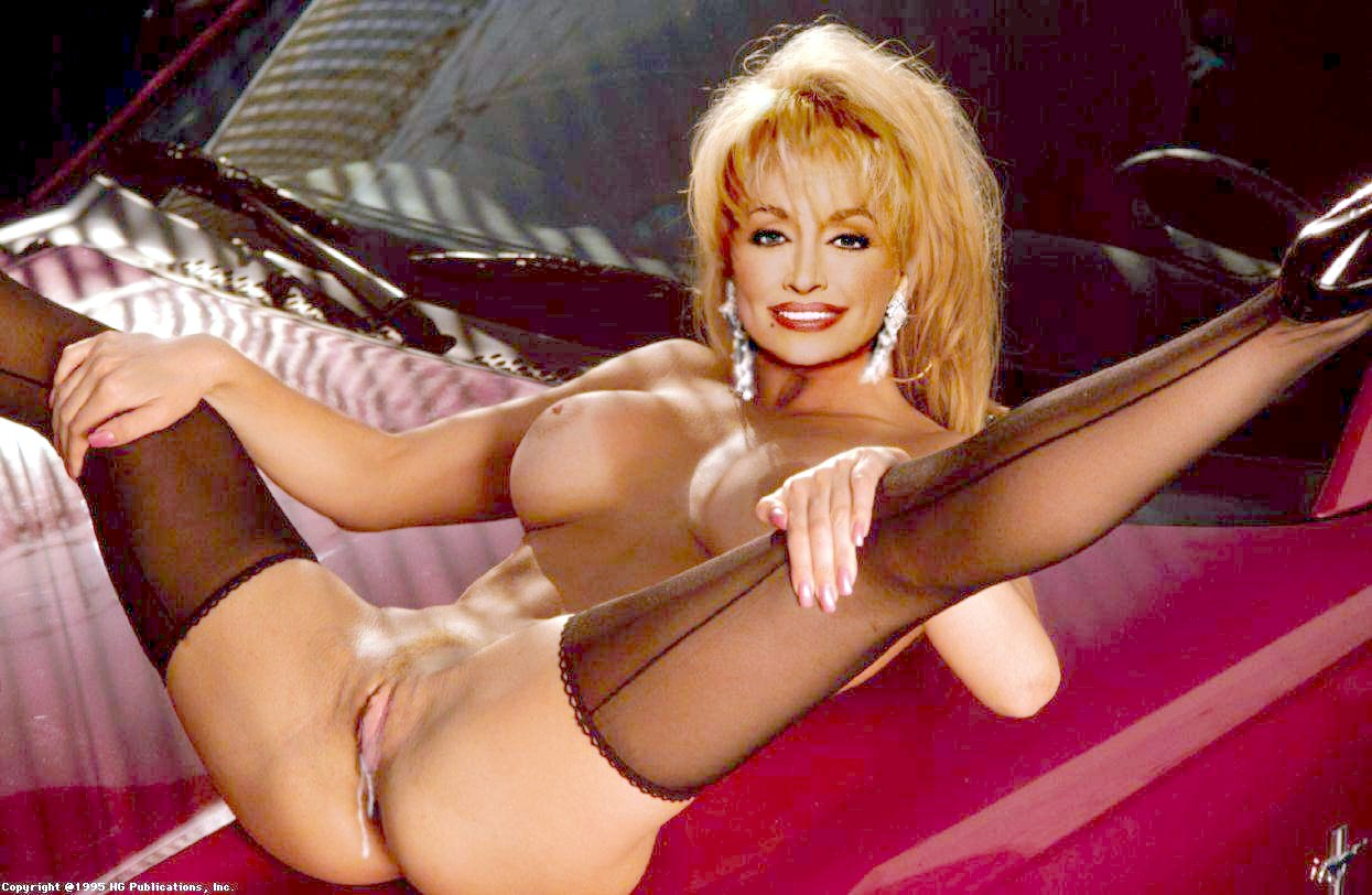 Parton boobs dolly