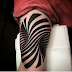 OPTICAL ILLUSION TATTOO By Tattoo Lawas