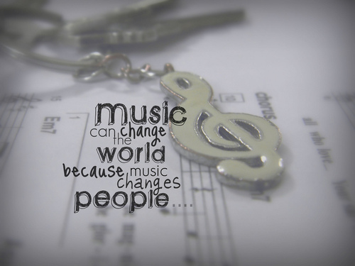 Me and music s m i l e a g a i n