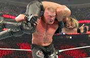 #2 - Brock Lesnar