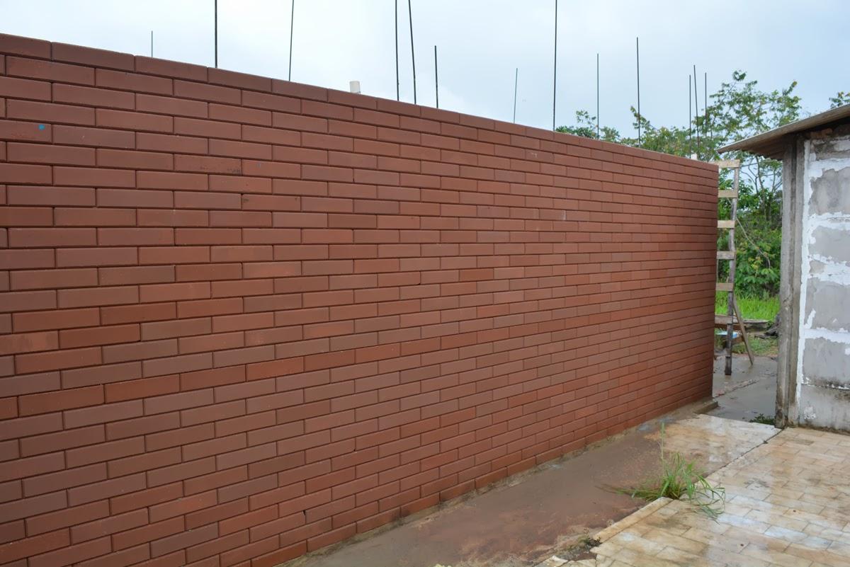 EcoTijolos: Construção km 18 Paredes subindo! #367195 1200 801