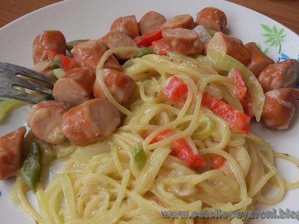 Spaghetti Carbonara simple recipe