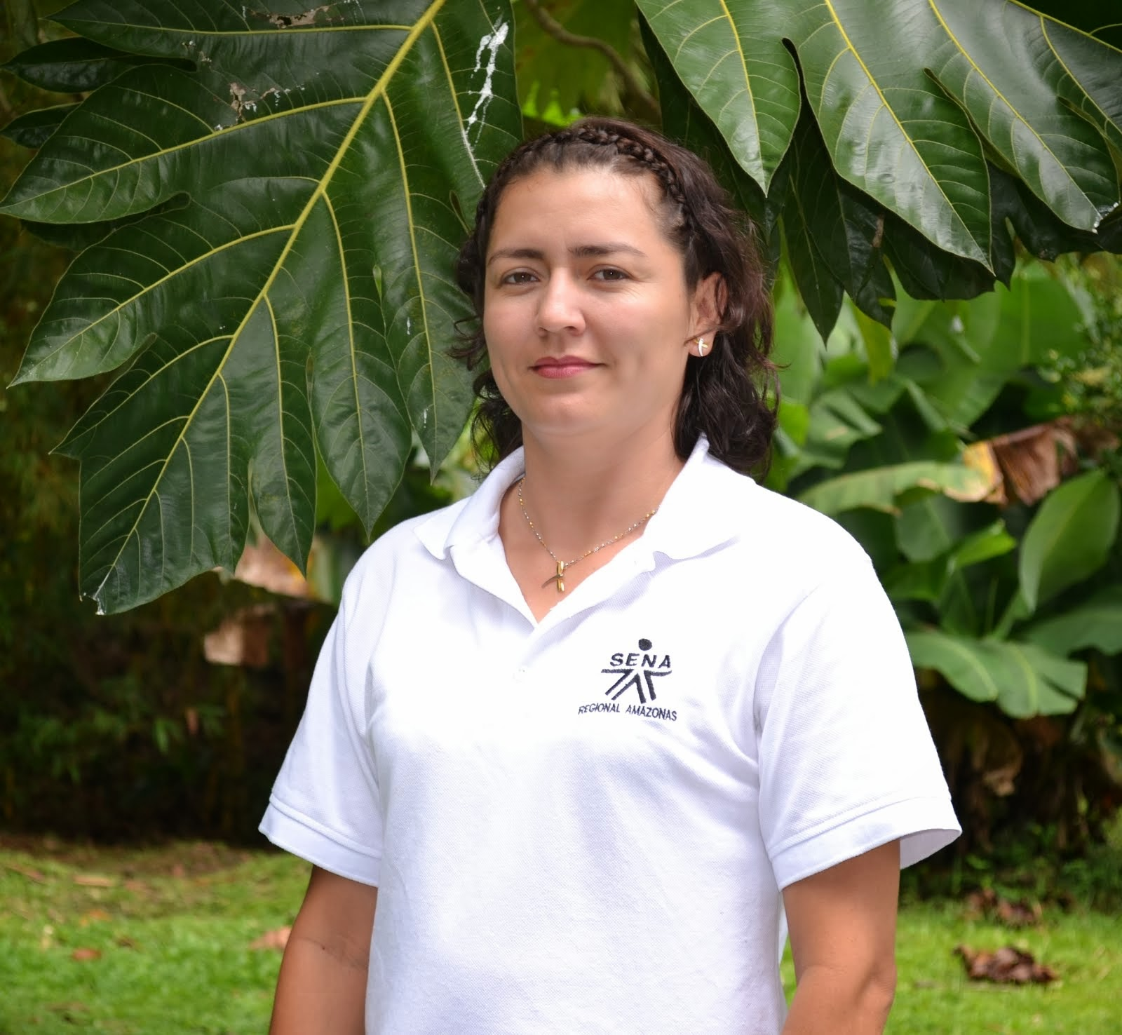 Instructora área  ambiental