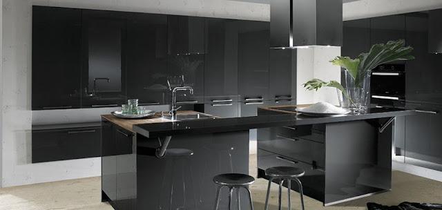 Cuisine interieur design for Design interieur cuisine