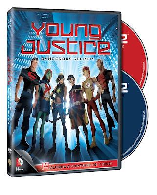Young Justice Dangerous Secrets