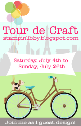 I'm playing in the 2015 Tour de Craft!