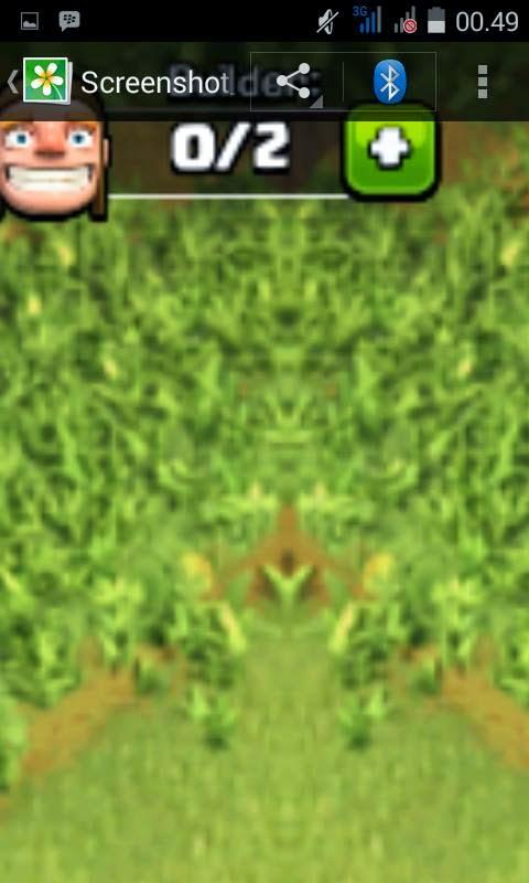 Simbol baphomet di game CoC