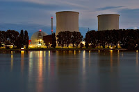 Nuclear power plant in Biblis, Germany. (Credit: Andy Rudorfer/flickr) Click to Enlarge.